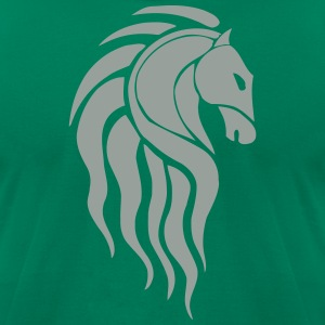 Horselords T-Shirts - Men's T-Shirt by American Apparel