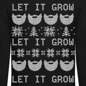 Let It Grow Long Sleeve Shirts - Crewneck Sweatshirt