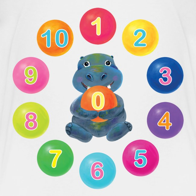 Numbers Hippo