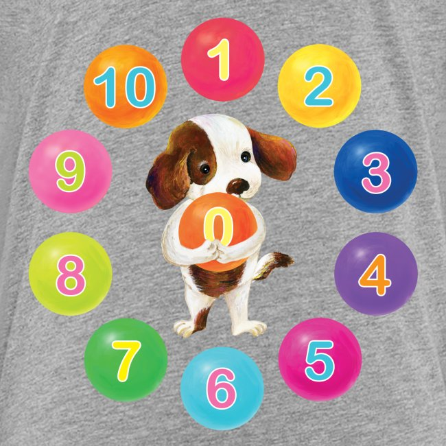 Numbers Dog