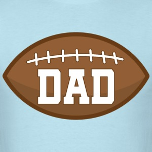 Dad Football Sports Gift T-Shirts - Men's T-Shirt
