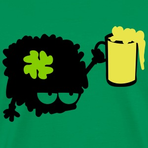 Cheers st.patty's Men's Premium T-Shirt - Men's Premium T-Shirt