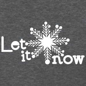 Let is snow holidays Women's T-Shirt - Women's T-Shirt