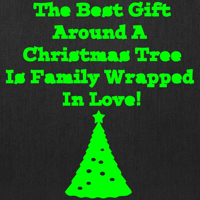 Family the best gift