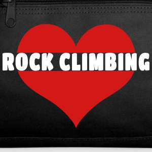 Love Rock Climbing - Duffel Bag