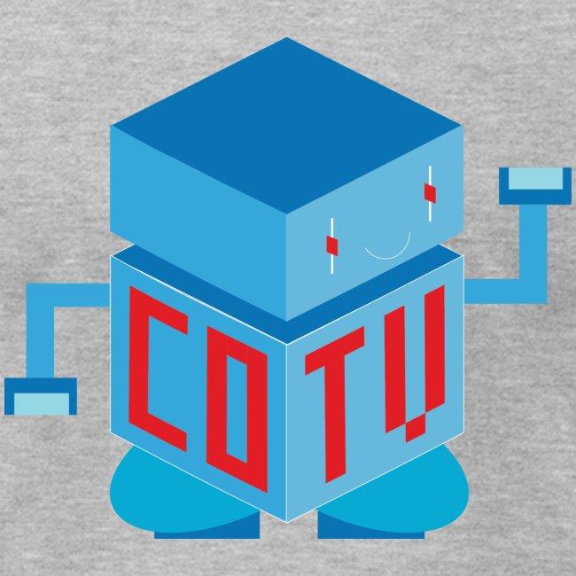CoinOpTV Bot Men T-Shirt Gear