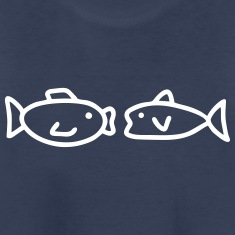 2 fish Kids' Shirts