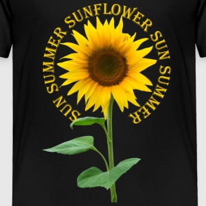 Sunflower Baby & Toddler Shirts - Toddler Premium T-Shirt