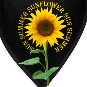 Sunflower Caps - Bandana