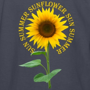 Sunflower Kids' Shirts - Kids' Long Sleeve T-Shirt