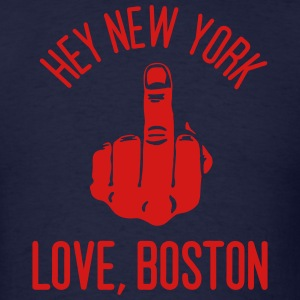 Love, Boston T-Shirts - Men's T-Shirt