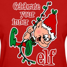Inner Elf Women's T-Shirts