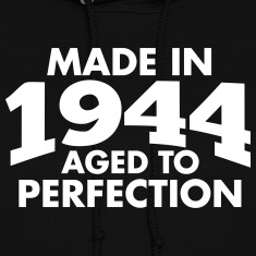 Made in 1944 Teesome Hoodies