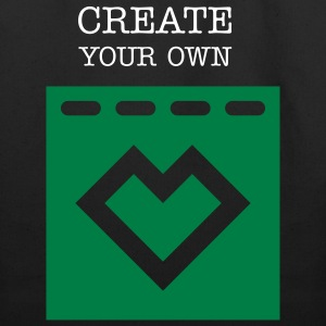 Create Your Own - Eco Friendly Tote Bag - Eco-Friendly Cotton Tote