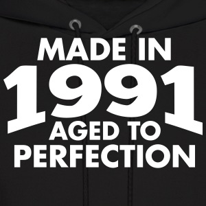 Made in 1991 Teesome Hoodies - Men's Hoodie