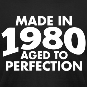 Made in 1980 Teesome T-Shirts - Men's T-Shirt by American Apparel