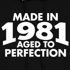 Made in 1981 Teesome Hoodies