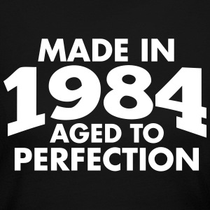 Made in 1984 Teesome Long Sleeve Shirts - Women's Long Sleeve Jersey T-Shirt