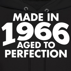 Made in 1966 Teesome Hoodies