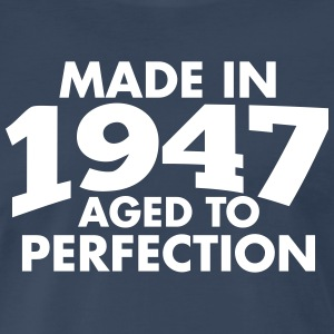 Made in 1947 Teesome T-Shirts - Men's Premium T-Shirt