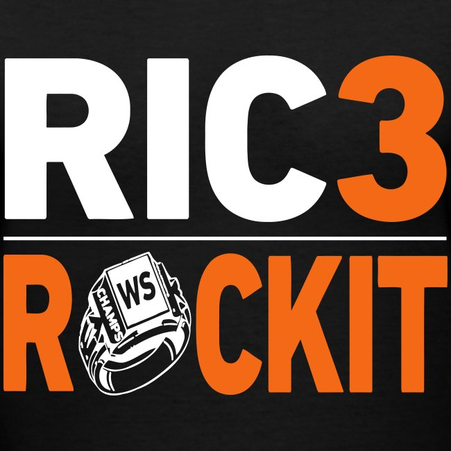 Rice Rockit - SF Giants 3 Rings (Women's)