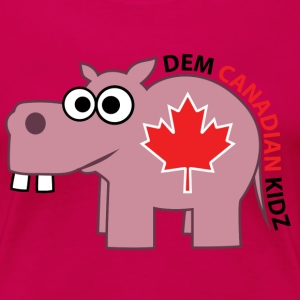 Popular You Tubers Dem Canadian Kidz Women's T-Shirts - Women's Premium T-Shirt