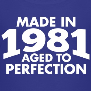 Made in 1981 Teesome Kids' Shirts - Kids' Premium T-Shirt