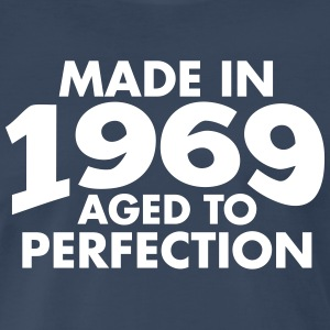 Made in 1969 Teesome T-Shirts - Men's Premium T-Shirt