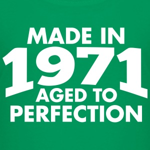 Made in 1971 Teesome Kids' Shirts - Kids' Premium T-Shirt