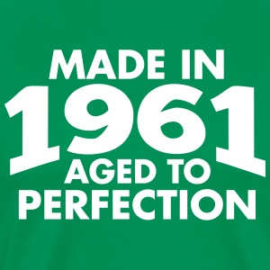 Made in 1961 Teesome T-Shirts - Men's Premium T-Shirt