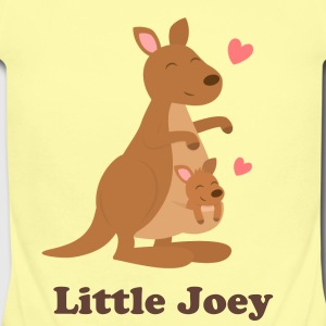 cute kangaroo baby joey Baby & Toddler Shirts - Short Sleeve Baby Bodysuit