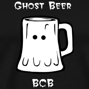 Ghost Beer - Men's Premium T-Shirt