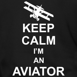 keep_calm_im_an_aviator_g1 Zip Hoodies & Jackets - Men's Zip Hoodie