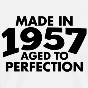 Made in 1957 Teesome T-Shirts - Men's Premium T-Shirt
