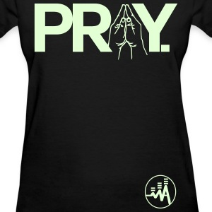 Pray - Akla - Women's T-Shirt