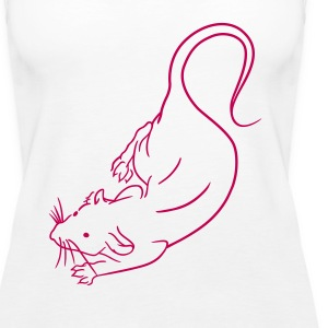 Rat Tanks - Women's Premium Tank Top