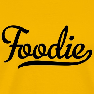 Foodie T-Shirts - Men's Premium T-Shirt