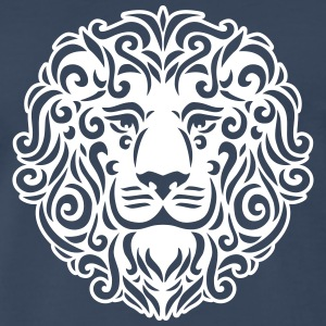 Lion Trible T-Shirts - Men's Premium T-Shirt