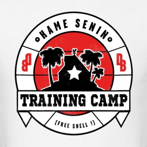 kame camp T-Shirts - Men's T-Shirt