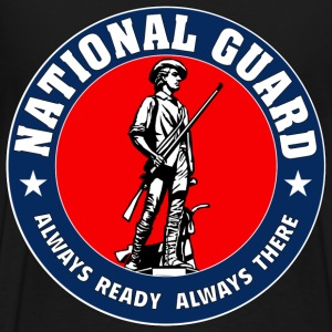 National Guard Men's Premium Shirt - Men's Premium T-Shirt