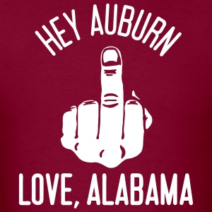 Love, Alabama T-Shirts - Men's T-Shirt