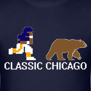 Classic Chicago T-Shirts - Men's T-Shirt