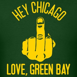 Love, Green Bay T-Shirts - Men's T-Shirt