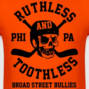 Ruthless & Toothless Phi T-Shirts - Men's T-Shirt
