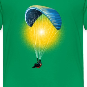 paragliding Baby & Toddler Shirts - Toddler Premium T-Shirt