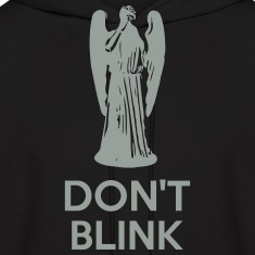 Don't Blink Hoodies