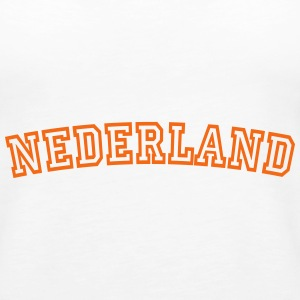 nederland / holland / oranje Tanks - Women's Premium Tank Top