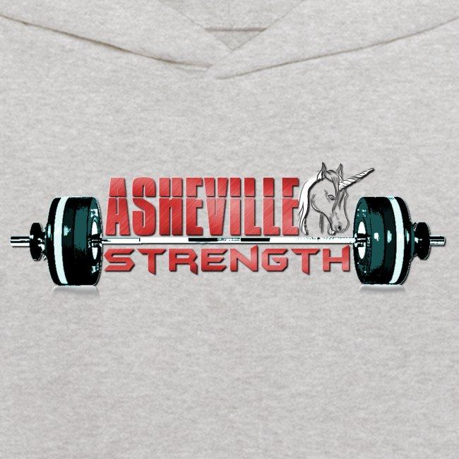 Kids Hoodie Asheville Strength