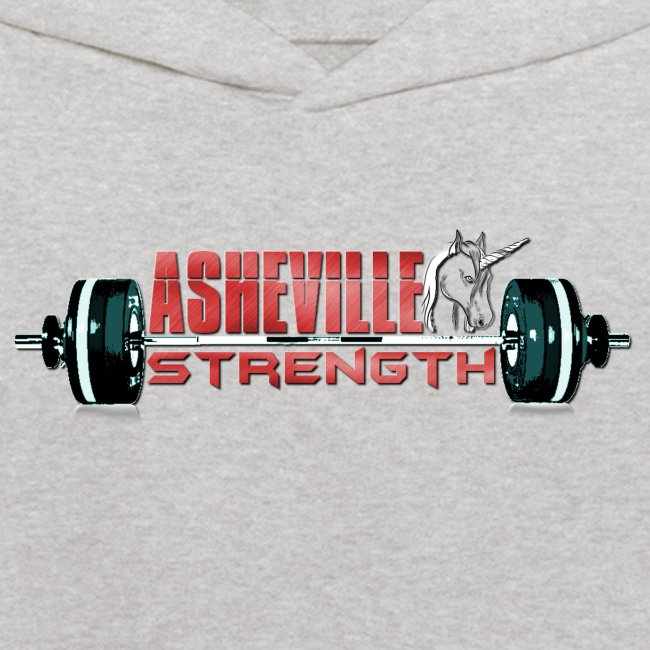 Kids Hoodie Asheville Strength