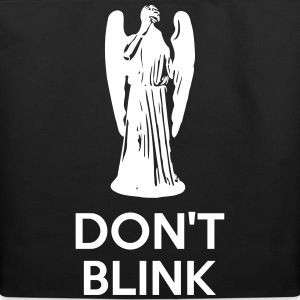 Don't Blink Bags & backpacks - Eco-Friendly Cotton Tote